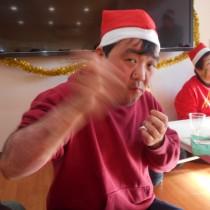 クリスマス会Ⅱ 12・20 1222